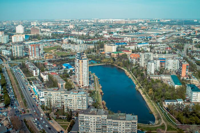 Переезд в Краснодар