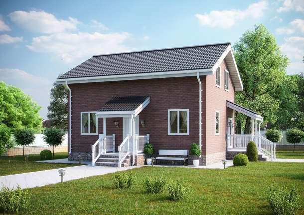 Из чего можно строить экологичный дом